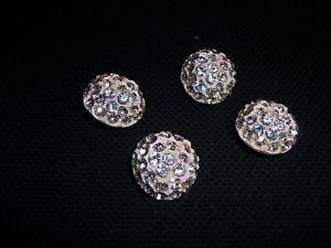 DRESSY JEWELLED BUTTONS
